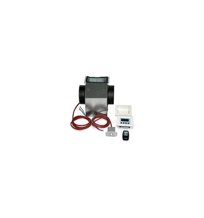 Kit ventilazione Falò - Inserti - Focolare - Microblocco 80 - La Nordica - Extraflame