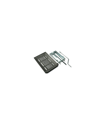 Kit griglia mobile Rosa - Rosetta La Nordica - Extraflame