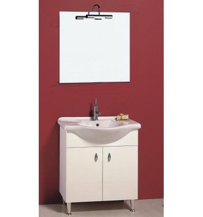 Mobile bagno 2 ante 75V Progetto Idea Stella - PiastrelMarmi Edil