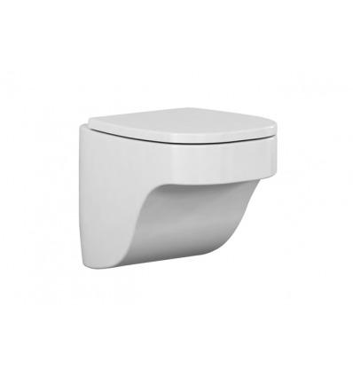Vaso WC sospeso Enigma VENS Nero Ceramica