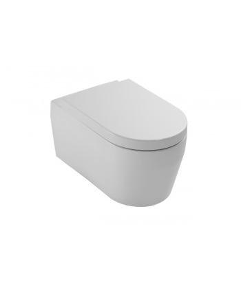 Vaso WC sospeso Genesi VGS Nero Ceramica