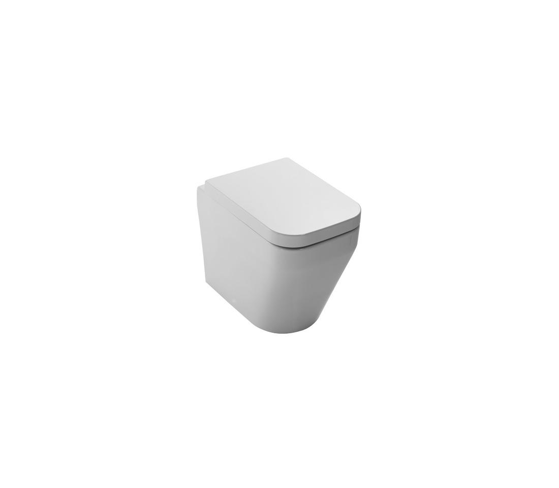 Sanitari Nero Ceramica Aliseo.Vaso Wc A Terra Aliseo Vasp Nero Ceramica Piastrelmarmi Edil