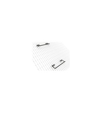 Kit di montaggio per Tetto Inclinato La Nordica - Extraflame