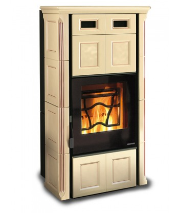 Stufa Combinata Cleo Combi Vogue La Nordica - Extraflame