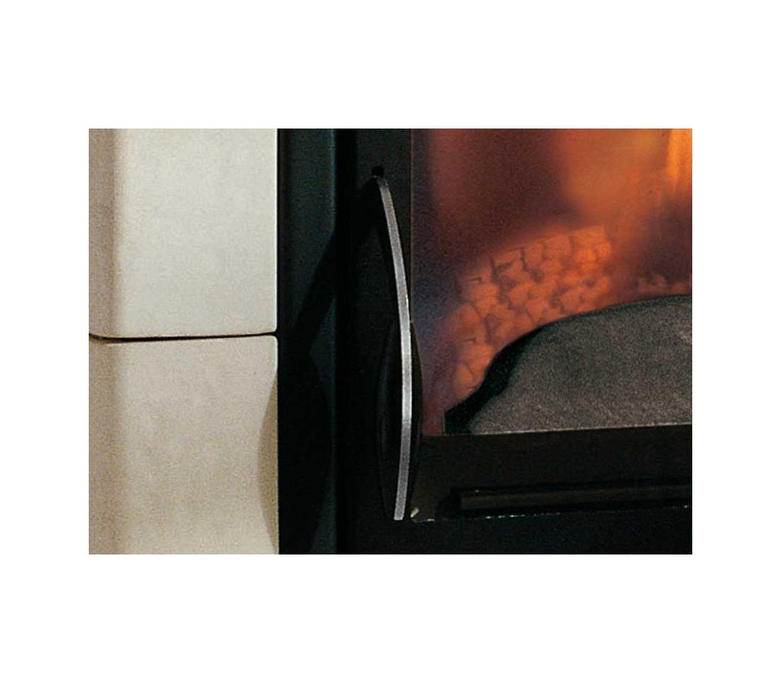 stufa a legna fal 2c la nordica extraflame piastrelmarmi edil. Black Bedroom Furniture Sets. Home Design Ideas