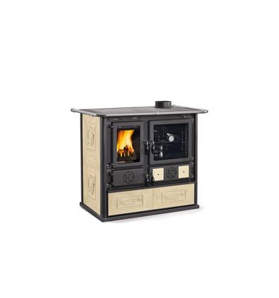 Cucina a legna Rosa Liberty La Nordica - Extraflame