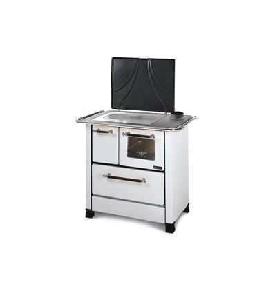 Cucina a legna Romantica 4,5 La Nordica - Extraflame