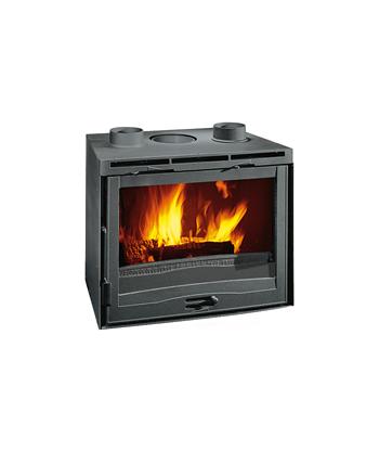 Caminetto Inserto 70 Ventilato a legna La Nordica - Extraflame