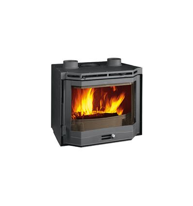 Caminetto Inserto 70 Ventilato Prismatico a legna La Nordica - Extraflame